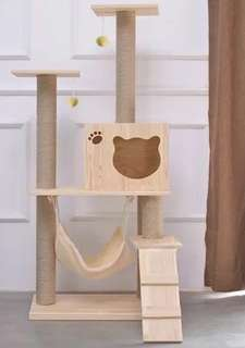 [PREORDER] Scandinavian Cat Condo (w/o stairs)