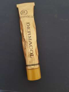 Authentic DERMACOL Makeup Cover Foundation