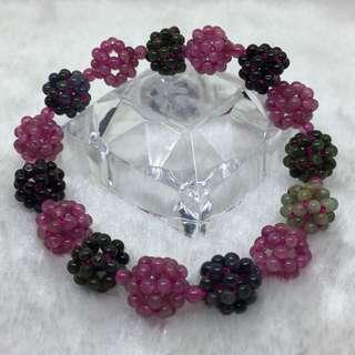🌷 Tourmaline bracelet