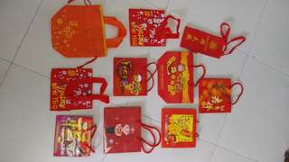 Small Bag for Chinese New Year x 10