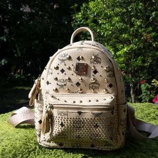 MCM Backpack small saiz