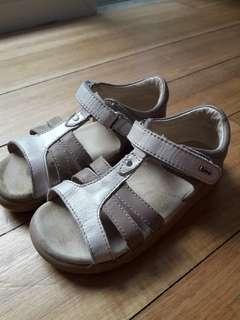 Bobux Girls leather Sandals