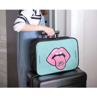 Portable Add-On Travel Bag
