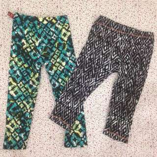 Girl's Leggings
