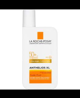 La Roche-Posay Anthelios sunblock