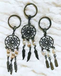 Real Pearl Dreamcatcher