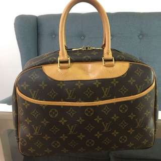 authentic louis vuitton deauville and papillon