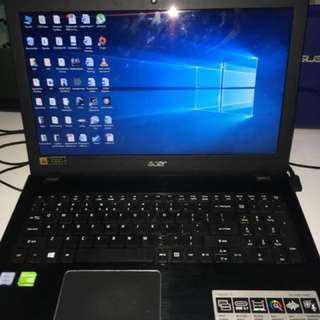 Acer Aspire E15 940MX