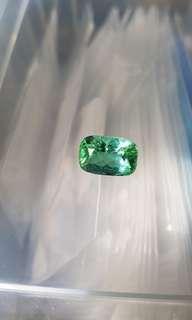 Bicolor Tourmaline 4.5 carat