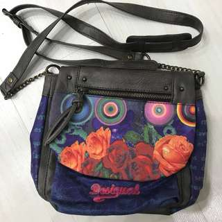 Desigual Tas Wanita / Sling Bag (Authentic)
