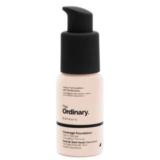[PO] THE ORDINARY - Coverage Foundation