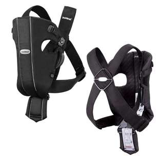 Baby Bjorn carrier (black)
