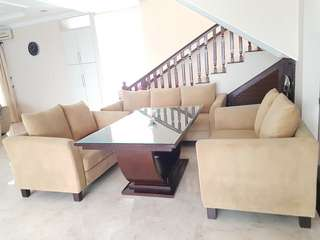 JUAL Sofa 1 set (high quality)