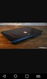 GE62VR 6RF 1060 6GB超高配置打機筆電