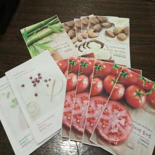 Nature Republic Mask Sheet (Korea)