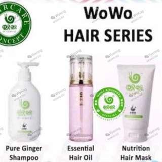 WoWo Hair series