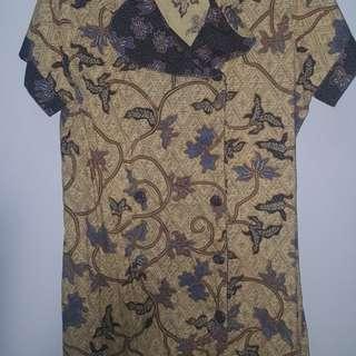 Dresa batik keris