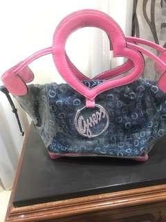 Guess Love Genuine handbag