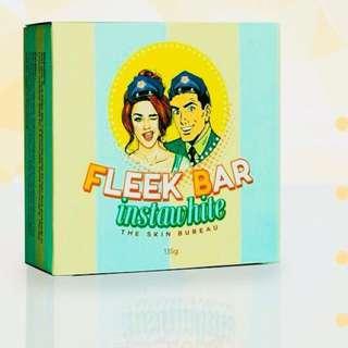 Fleek bar instawhite soap