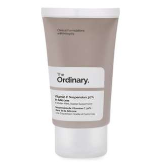 [PO] THE ORDINARY - Vitamin C Suspension 30% In Silicone