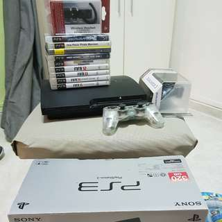 WTS Preloved PS3