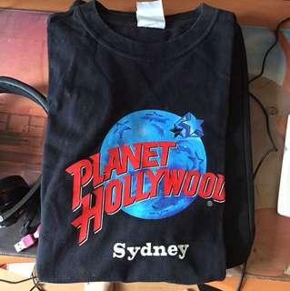 Planet Hollywood Sydney XXL Tshirt