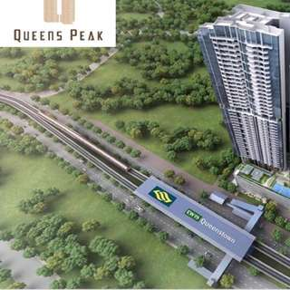 Queen Peak (Just next to Queentown MRT)