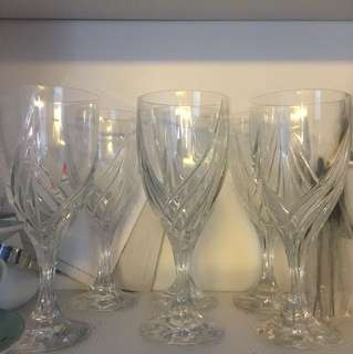 Now $20 only! Wine Glasses