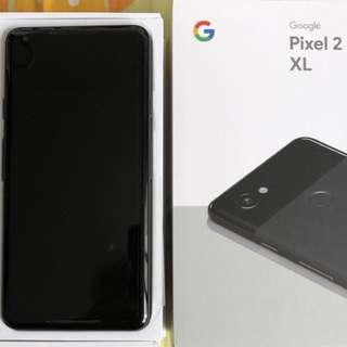 Google Pixel 2 XL (黑色/128GB Rom)