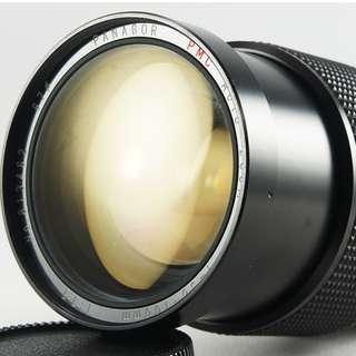**日光銀鹽** Panagor PMC 35-100mm F3.5 (Nikon接環/恆定光圈3.5)