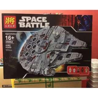 Lele Lego UCS Millenium Falcon