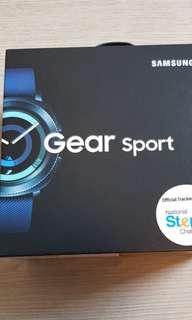 Samsung gear sports