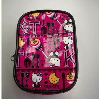 Hello Kitty PVC Pouch 正版