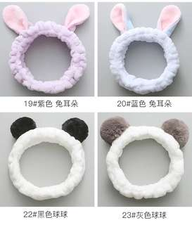 Cutest animal headband