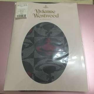 全新 Vivienne Westwood Logo 絲襪
