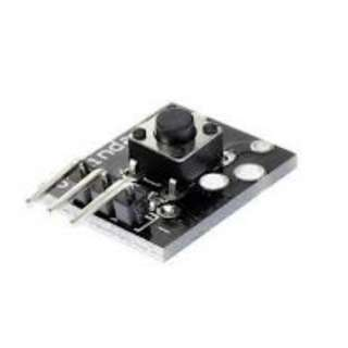 KY-004 Key switch module