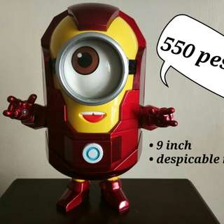 ironman minion