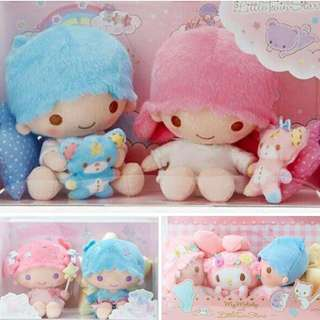 Sanrio ts little twin stars twins star littletwinstars 雙子星