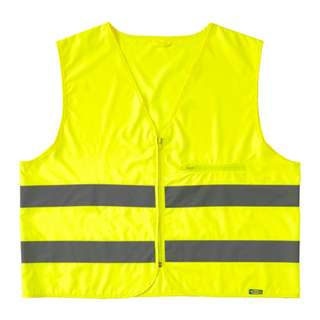 [IKEA] BESKYDDA High Visibility Vest / Yellow / M/L/XL