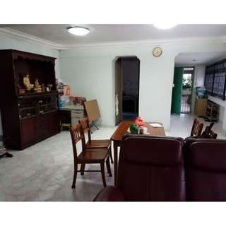 RARE HIGH FLOOR CORNER HDB BLK 268 BOON LAY FOR SALE