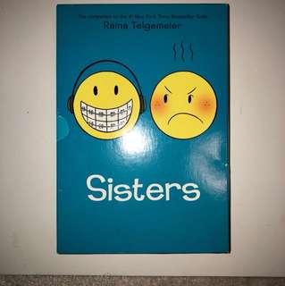 Smile & Sisters by Raina Telgemeier