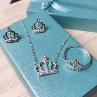 Silver Set for Ladies