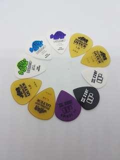Jim Dunlop Guitar Picks