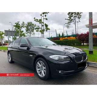 BMW 5 Series 520i Luxury