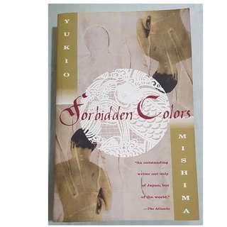 Forbidden Colours (Yukio Mishima)