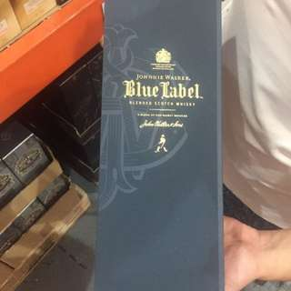 Johnnie Walker Blue Label Blended