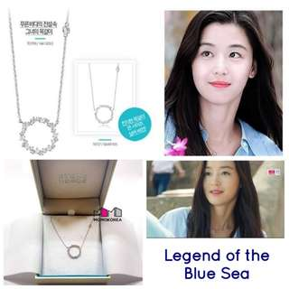 Stone Henge Authentic Necklace from Legend of the Blue Sea Kdrama