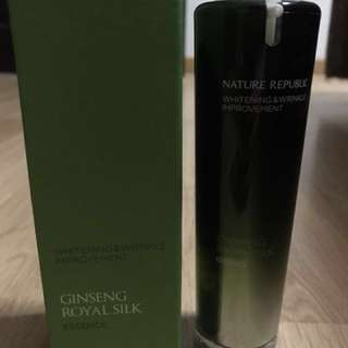 Ginseng Royal silk Essence