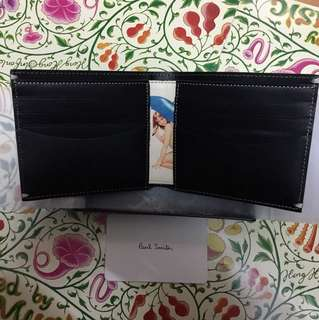 Paul Smith Naked Lady Wallet Black