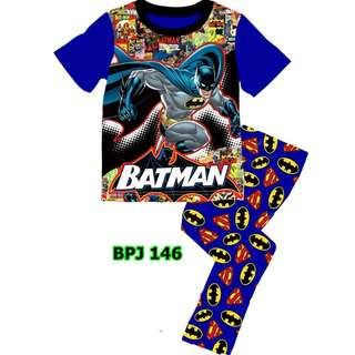 Batman sleep wear set
